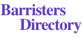 Barristers Directory